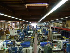 Services - plastic injection molding manufacturing - San